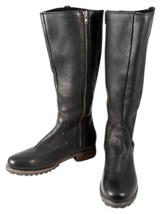 Ariat Womens Salen Western Buckle Black Boots