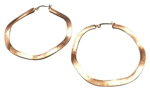 Rivka Friedman Hoop Earrings