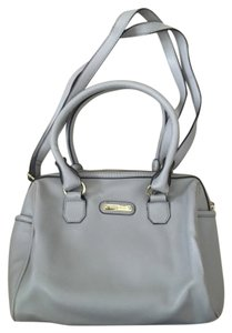 Anne Klein Satchel in Grey