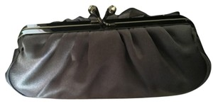 Jessica McClintock pewter Clutch