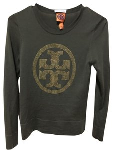Tory Burch T Shirt Dark green