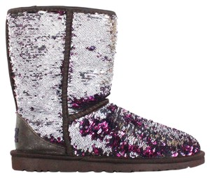 UGG Australia Boot Sparkle Purple Boots