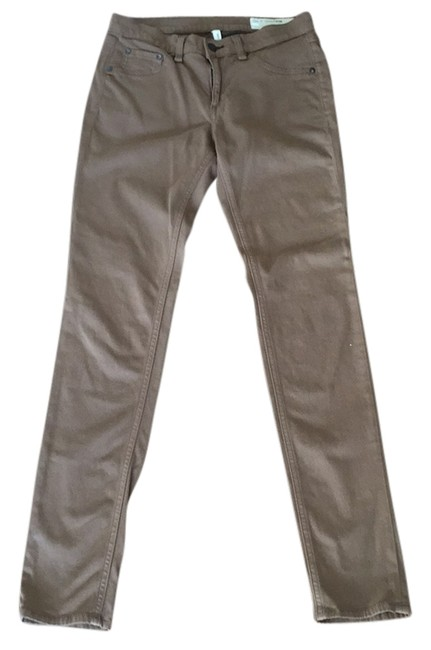 Item - Brown Jeggings Size 28 (4, S)