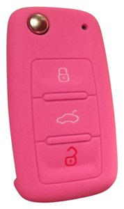 Other Pink Volkswagen Key Cover