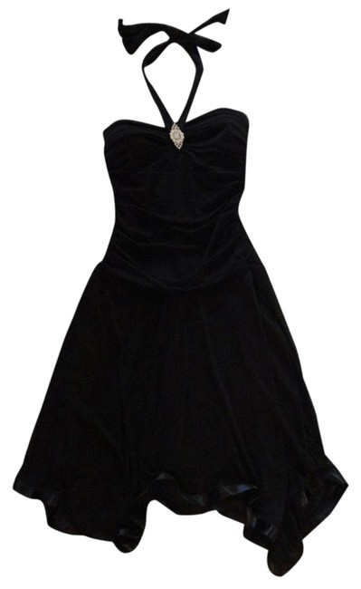 Preload https://item5.tradesy.com/images/city-triangles-black-diamond-mid-length-formal-dress-size-6-s-1245734-0-1.jpg?width=400&height=650