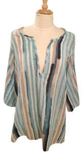 Marc by Marc Jacobs Oversized Striped Tunic