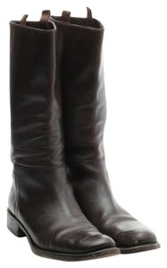 Prada Limited Edition Brown Boots