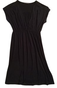 Soprano short dress black on Tradesy