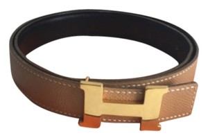 Herms Herms Constance Reversible Belt