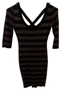 Guess Mini Striped Stripes Dress