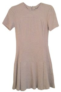 Opening Ceremony short dress Light grey on Tradesy