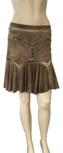 Roberto Cavalli Skirt brown