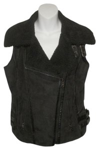 Members Only Suede Vest