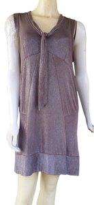 Marc by Marc Jacobs short dress Brown Shimmer on Tradesy