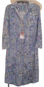 Robert Graham short dress Blue on Tradesy