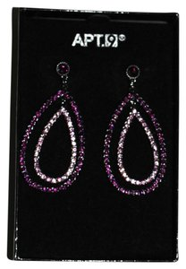 Apt. 9 Apt. 9 Purple Earrings