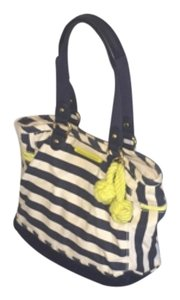 Juicy Couture Tote in Blue White