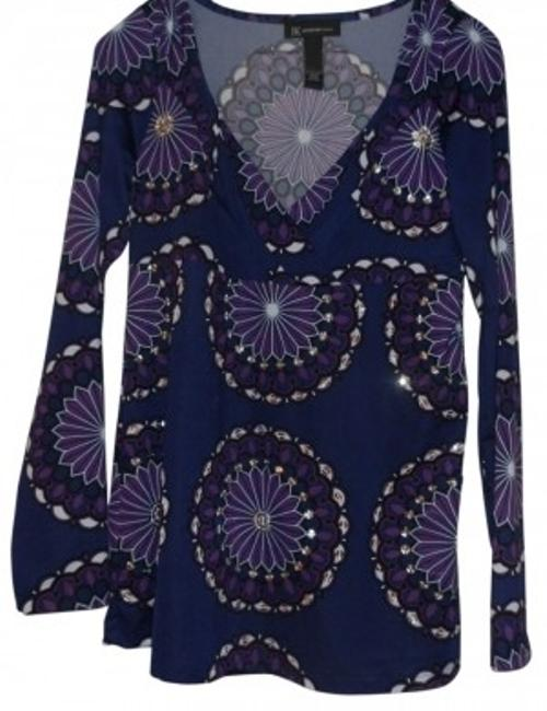 Preload https://item2.tradesy.com/images/inc-international-concepts-purple-fancy-with-sequins-blouse-size-10-m-12461-0-0.jpg?width=400&height=650
