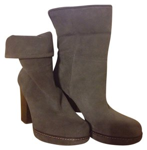 Banana Republic Gray Boots