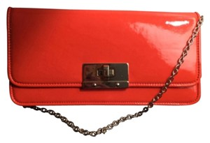 Banana Republic Orange Clutch
