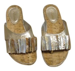 Andiamo Mother of Pearl Sandals