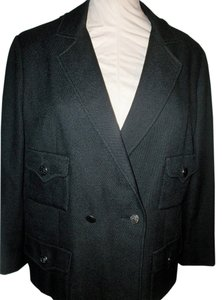 Abercrombie & Fitch Vintage Black Jacket