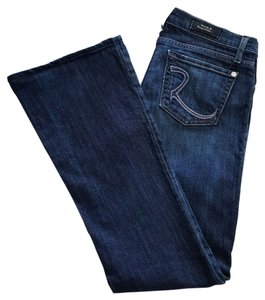 Rock & Republic & Pants Size 29 Rr Flare Leg Jeans-Medium Wash