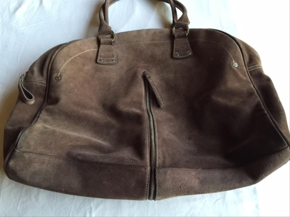 Brown Longchamp Brown Suede Tote Tote Brown Longchamp Suede Longchamp qzpwYPCI