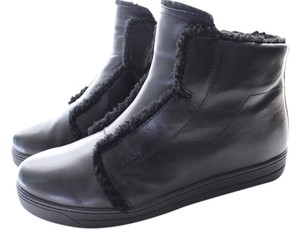 Prada Sneakers Black Boots