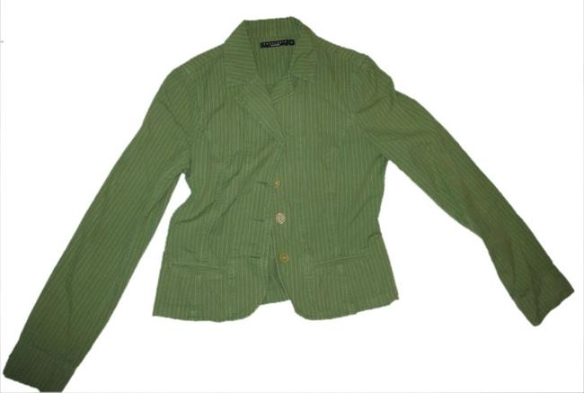 Sanctuary Anthropologie green Jacket