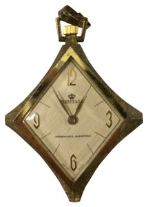 Other Vintage Gold Watch Pendant