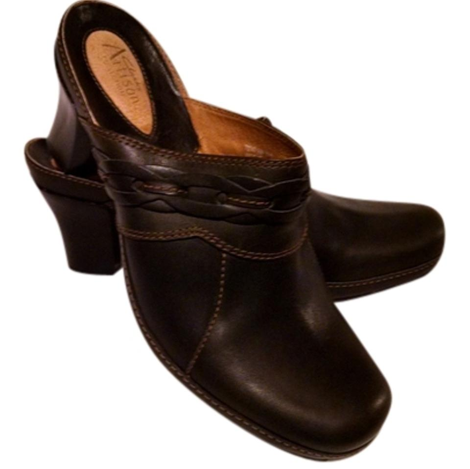 woman Clarks Different Black Mules/Slides Different Clarks styles and styles 4c2ca1