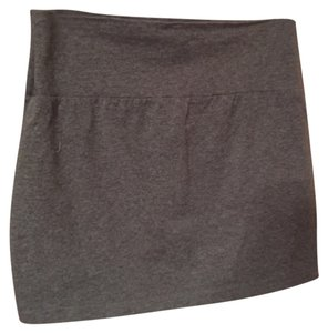 Express Mini Skirt Gray
