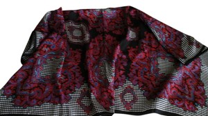 Ginnie Johansen Ginnie Johansen Silk Houndstooth and Paisley 34