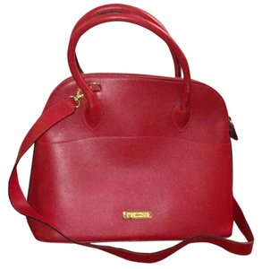 Wathne Satchel in Red