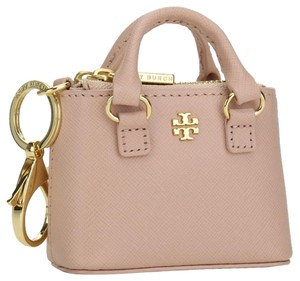 Tory Burch New Tory Burch Double Zip Robinson Coin Pouch or Bag Charm
