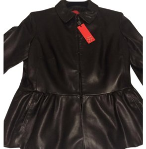 Carolina Herrera Leather Jacket