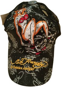 3bef1269d92 Ed Hardy Hats - Up to 70% off at Tradesy