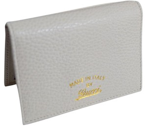 Gucci GUCCI Swing Leather Wallet - 354500