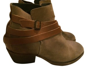 Dolce Vita Vintage Leather Java Boot- Tan Boots