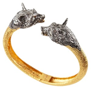 Alexis Bittar Alexis Bittar Foxy Bypass Hinge bracelet. $25 off on your first purchase!