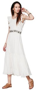 Ivory, Black Maxi Dress by Free People