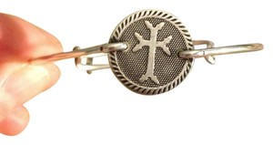 Alex and Ani Alex Ani Armenian Cross bracelet Russian Silver Retired