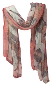 Other Parisian Themed Paris, France Elegant Scarf