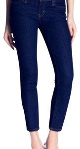Kate Spade Capri Capri/Cropped Denim-Dark Rinse