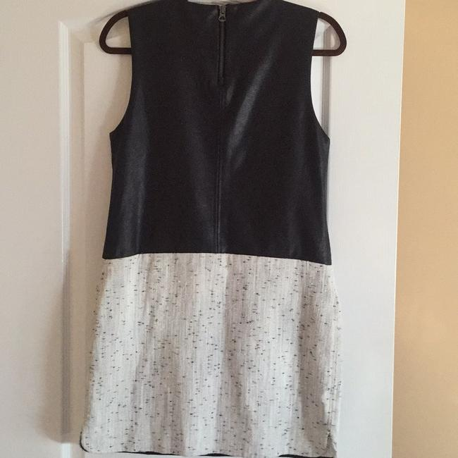 Dolce Vita short dress Black/with white and black bottom on Tradesy Image 1