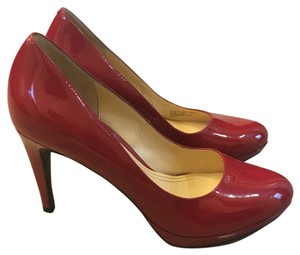 Cole Haan Cherry Red Pumps