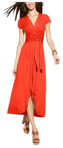 Coral reef Maxi Dress by MICHAEL Michael Kors