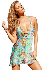 Beach Bunny short dress Floral on Tradesy