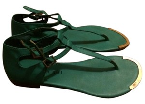 Madden Girl Turquoise Sandals
